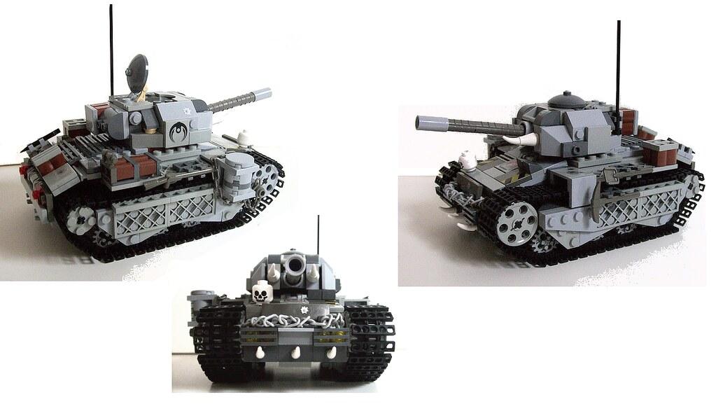 Post-Apocalyptic tank(2007)