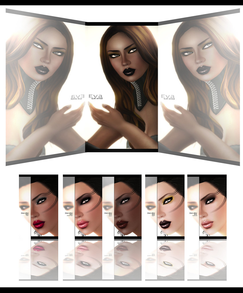 -Glam Affair - Eva skin is Out