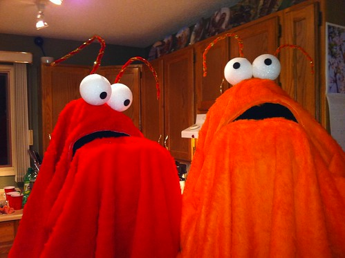 Best Costumes Ever: BEST couples costumes-- The YipYips fro Sesame