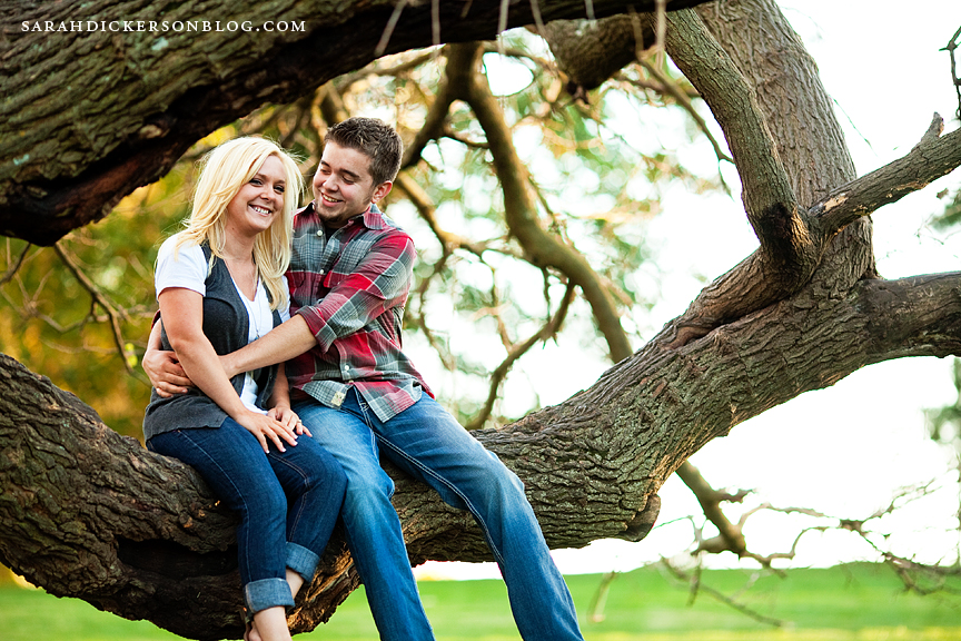 Kansas City engagement photographers