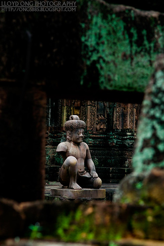 Guardian of Banteay Srey
