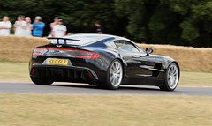 Aston martin one 77 goodwood festival of speed (richebets) Tags: astonmartin one77 astonmartinone77