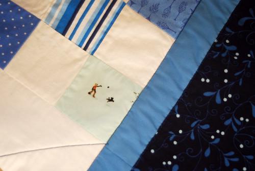 Tiny Dog Fabric