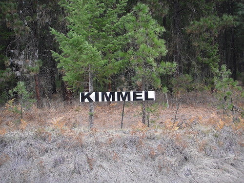 Kimmel on the Wallowa River