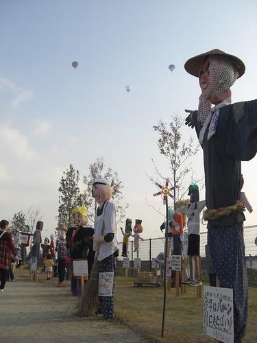 佐賀 かかし祭り1