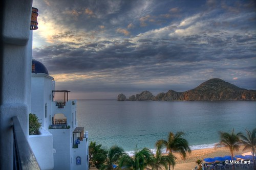 HDR image of Cabo San Luca