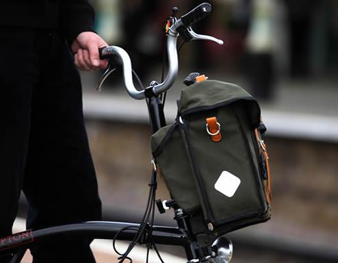 city bag folder