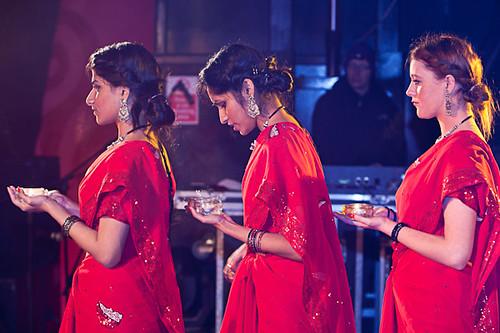 ArtsEkta's South Asian Dance Academy's Candle Dance