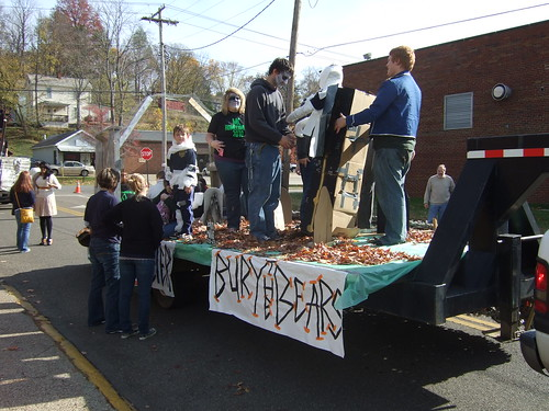 Homecoming Parade 2010