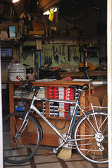 Upcycles bike shop in Woodlawn-8