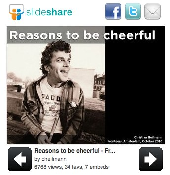 Slideshare Mobile by photo