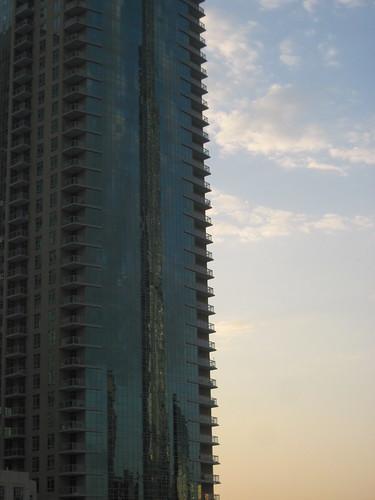 Burj Khalifa Reflection