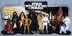 Hasbro - Legacy Pack (Darth Ray) Tags: hasbro star wars 40th anniversary legacy pack fully loaded with black series 6 inch figures