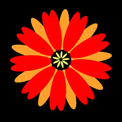 flower 438 icon (kwippe) Tags: icons clipart vector