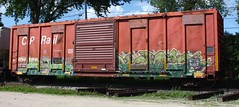 CPAA 211236 (MN transfer) Tags: railroad train freight car cpaa 211236 box boxcar 50 singledoor cprail canadianpacific railway cp