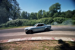 Parc Drift in Film Summer Jam 2017 (C. Campbell) Tags: portra film nikon n65 drift drifting tandem ae86 s15 silvia celica frs s14 patacres parcdrift