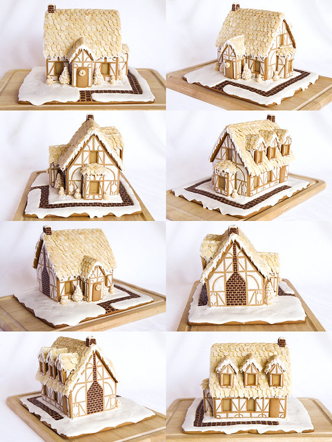 Christmas - Gingerbread house / Lebkuchenhaus