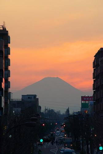 ダイアモンド富士 / Diamond Fuji