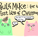 On the 1st blog of Christmas...