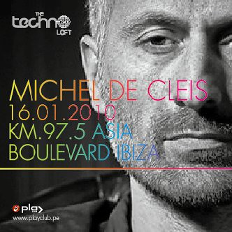 Michel Cleis - Discoteca Play Club