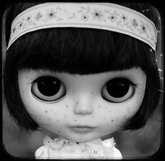Ruby's Freckles - 172/365 ADAD