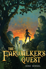 4223127800 f5b9d9753d m Review of the Day: The Farwalkers Quest by Joni Sensel