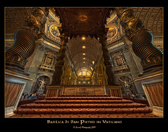 0263 Basilica di San Pietro in Vaticano (QuimG) Tags: church architecture geotagged golden arquitectura europe interiors favorites olympus vaticano textures interiores baslica granangular basilicadisanpietro thegoldengallery justimagine goldentreasure mywinners abigfave specialtouch baslicadesanpedro citrit baslicadesantpere theunforgettablepictures diamondstars quimg betterthangood worldsbestdazzlingshots novaphoto thephotodistillery thedavincitouch extraordinaryphotography thewanderlust allmemoriesarewelcome thelightpainterssociety paololivornosfriends thedailypost worldsartgallery tumiqualityphotography quimgranell joaquimgranell mundosmagnficos worldmesartmasters jotbesgroup thegoldenpowerclub showthebest theoracleofbeauty theoracleofphotographicexcellence ourfriendsmasterpieces themasterlightpainter thelightpainterssocietygold 4msphotographicdream richardssilverstar mesarthonorablemembersgroup afoolstajmahal 2mmsroyalstation vivoporlafotografia artnetcontemporaryartists therenaissancetouch