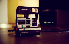 (1/365)  CRAZY ABOUT SHOOTING (jmavedillo - NTF) Tags: polaroid pentax 365 ao f28 creamy 1365 365365 k200d jmavedillo