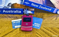Cellular Options when Travelling