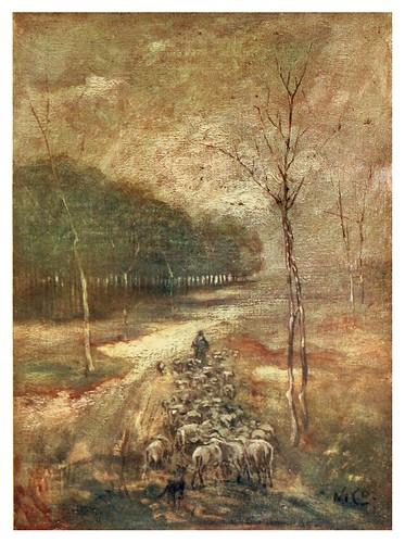 015-Un paramo en la provincia de Brabant-Holland (1904)- Nico Jungman