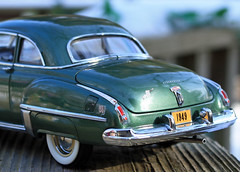 Model: 1949 Oldsmobile 88 2-Door Coupe (8 of 10) (myoldpostcards) Tags: auto cars scale car model classiccar vintagecar automobile gm antiquecar models hobby collection 124 autos oldcar 88 coupe collectibles 1949 oldsmobile modelcars modelcar generalmotors 2door eightyeight motorvehicle rocket88 danburymint collectiblecar myoldpostcards vonliski