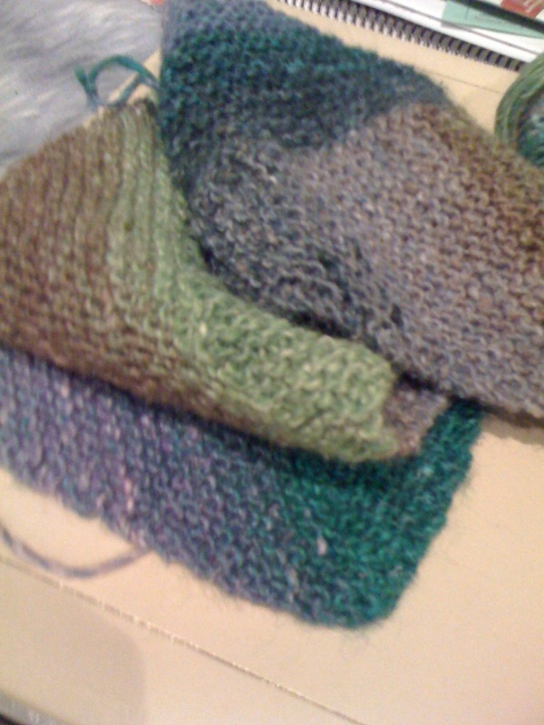 Noro Short Rows 04