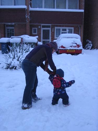 First Proper Snow