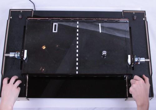 Tabletop Pong