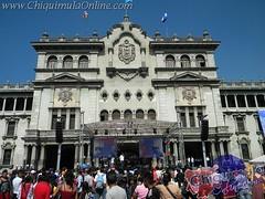 D'K-peto en el concierto por la celebración del treceavo aniversario de la firma por los acuerdos de paz 2009