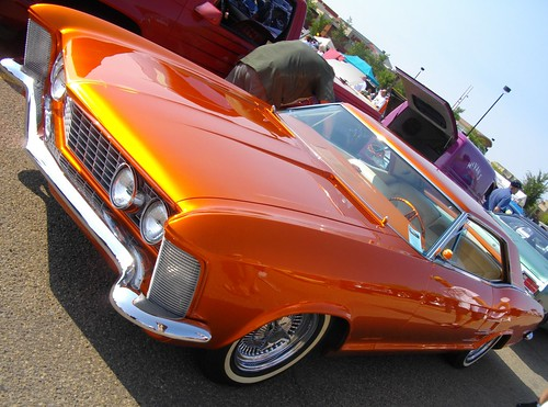 Vehicle : 1964 Buick Riviera information