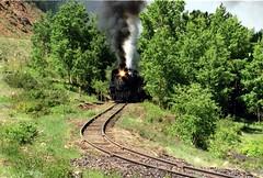 Cumbres and Toltec Mikado 2-8-2 #484 (lionel682) Tags: railroad scenic works mikado locomotive baldwin 484 cumbres 282 toltec k36