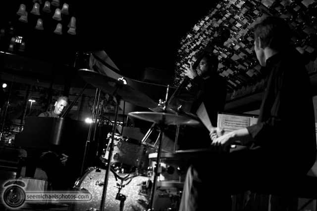 JOshua White Group at Dizzys 10710 © Michael Klayman-025