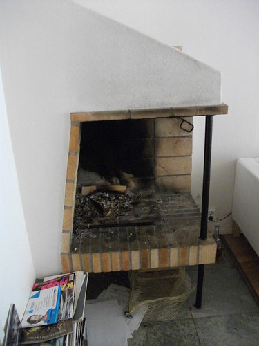 Swedish Fireplace