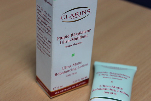 Clarins Ultra-Matte Rebalancing Lotion for Oily Skin
