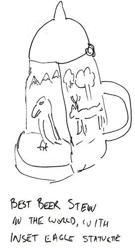 366 Cartoons - 339 - Best Beer Stein in the World