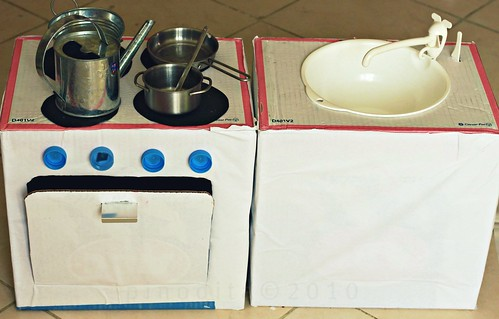 (Artful Life) Kitchen Set