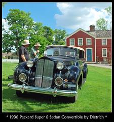 1938 Packard Super 8 (sjb4photos) Tags: car automobile packard d60 greenfieldvillage autoglamma 1938packard motormuster