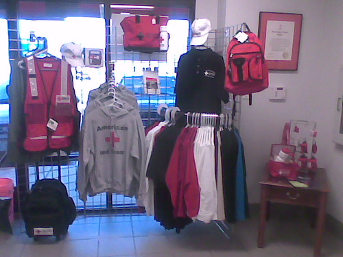 New store display in #SGF Office...