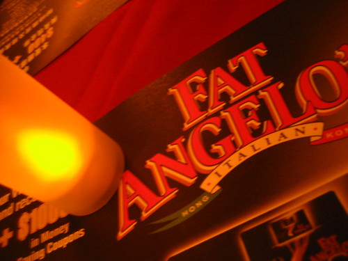Excellent Night Out at Fat Angelo