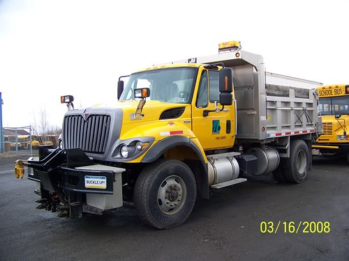 This photo also appears in. Plow Trucks (Set) · International Trucks (Group)