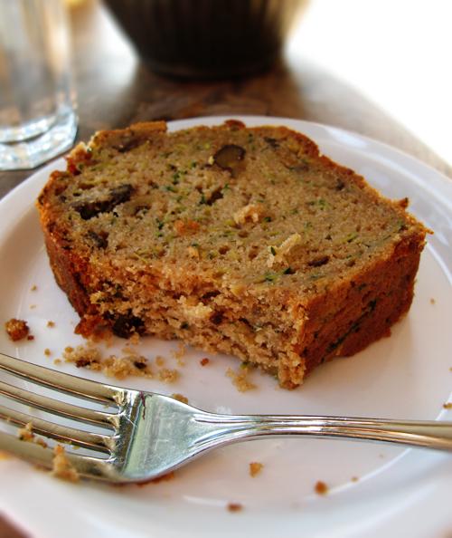 Tartine - Zucchini Bread