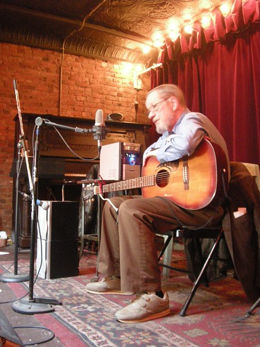 Joe Hickerson at Jalopy by Down Home Radio etc.