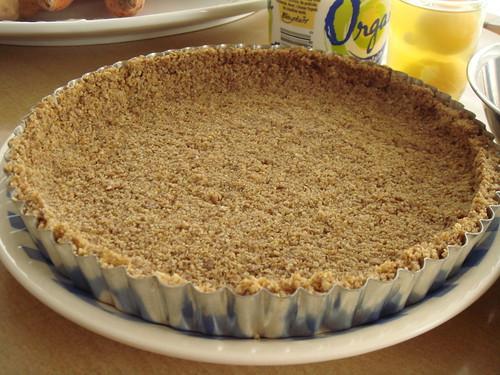 Pre-Baked Pie Crust