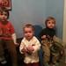 Lucas, Ellen & Finn